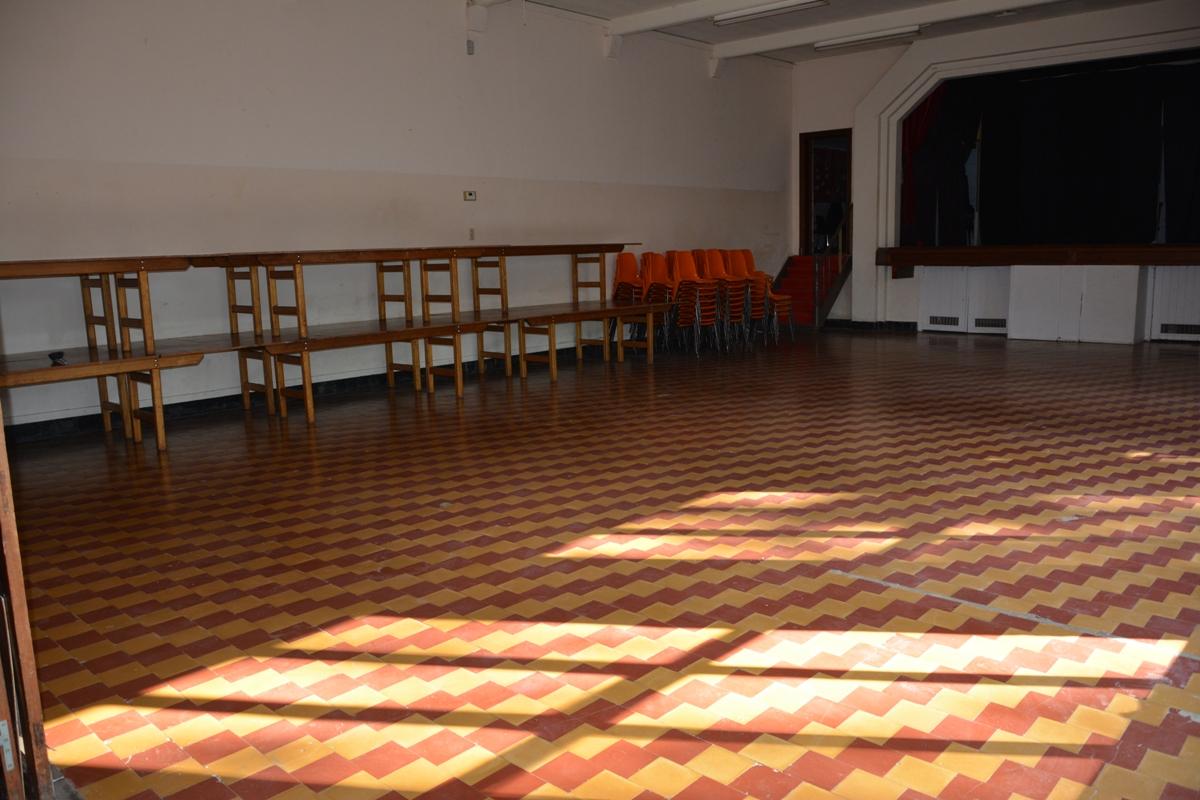 Salle Patria Blanmont - location de salle avec scène pour théâtre, spectacle, concert, conférence - Brabant wallon
