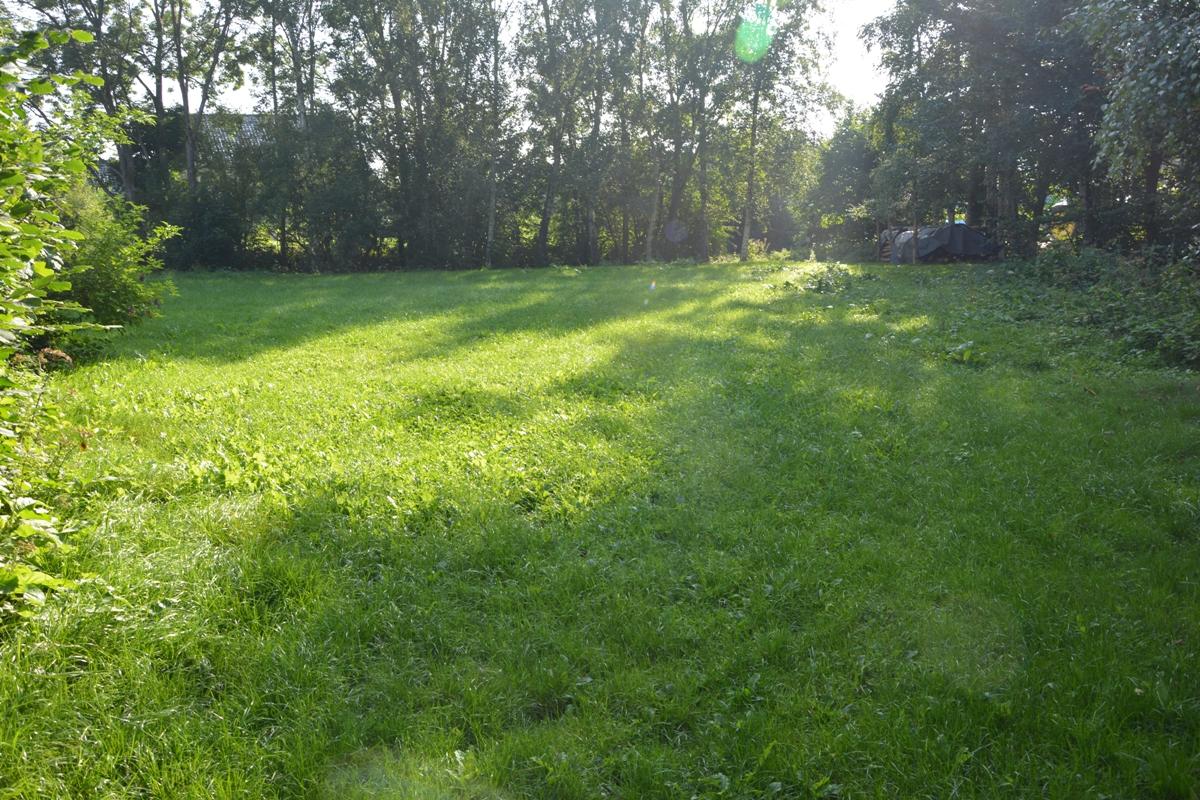 Salle Patria Blanmont - hébergement mouvements de jeunesse : jardin - Brabant wallon