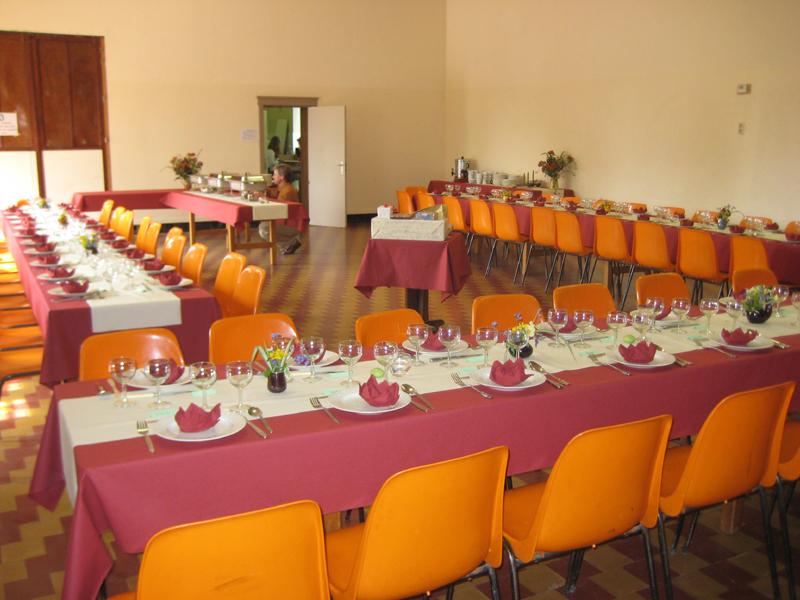 Salle Patria Blanmont - location de salle repas, fête, communion, mariage - Brabant wallon