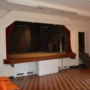 Salle Patria Blanmont - grande salle à louer avec scène - Brabant wallon