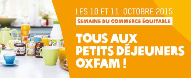 Petits déjeuner Oxfam les réponses au Quiz  NOM DE LA GAGNANTE
