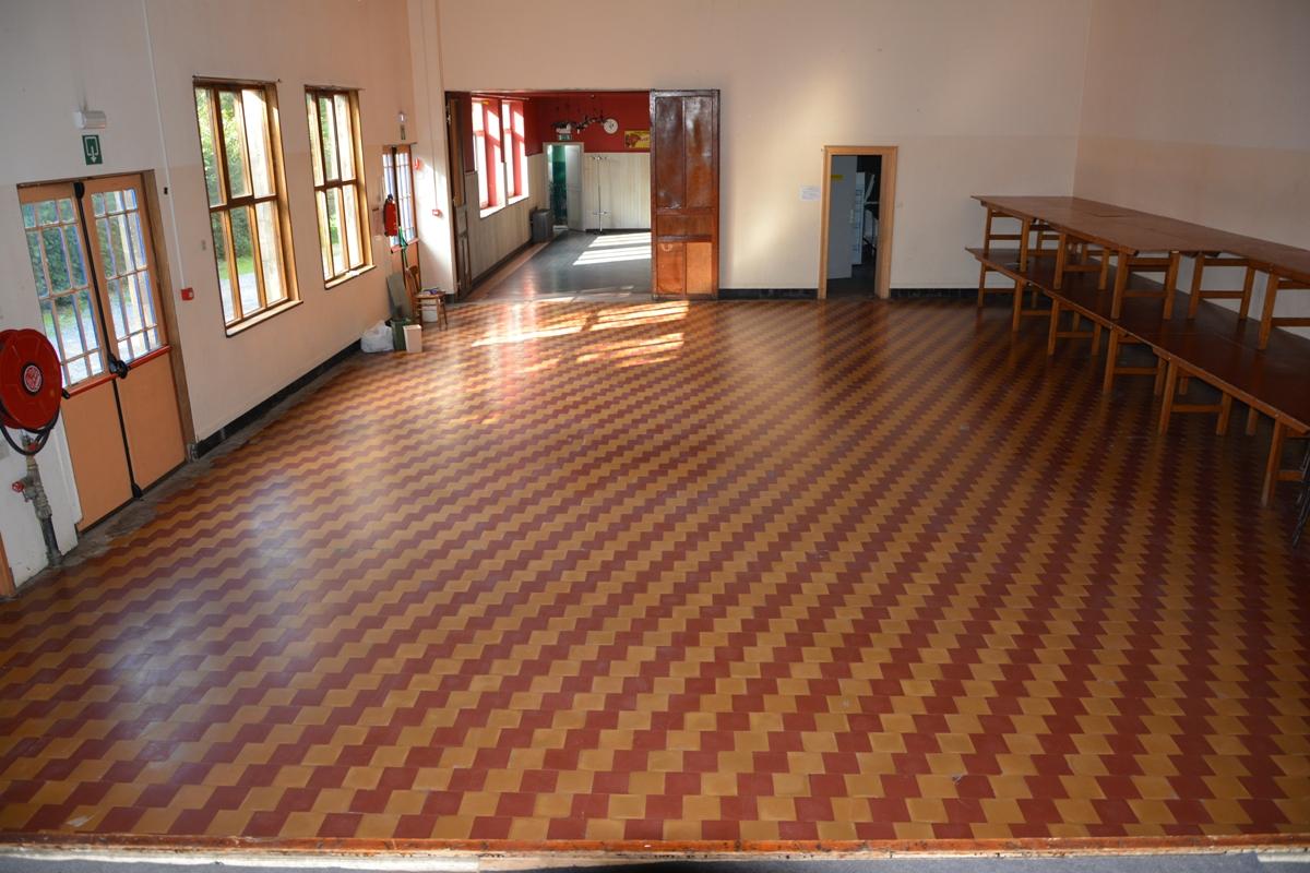 Salle Patria Blanmont - location de salle avec scène, cuisine et bar - Brabant wallon
