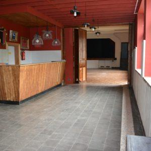 Salle Patria Blanmont - grande salle à louer avec buvette et scène - Brabant wallon