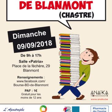 Bourse BD de Blanmont (9/09/2018)