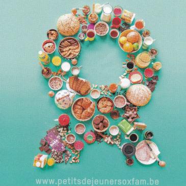 Petits déjeuners Oxfam : merci